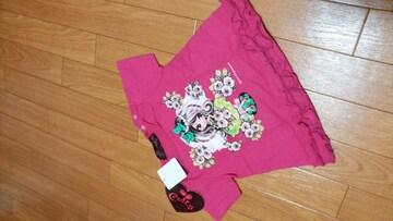 ☆新品ギャル系Tシャツ☆95cm