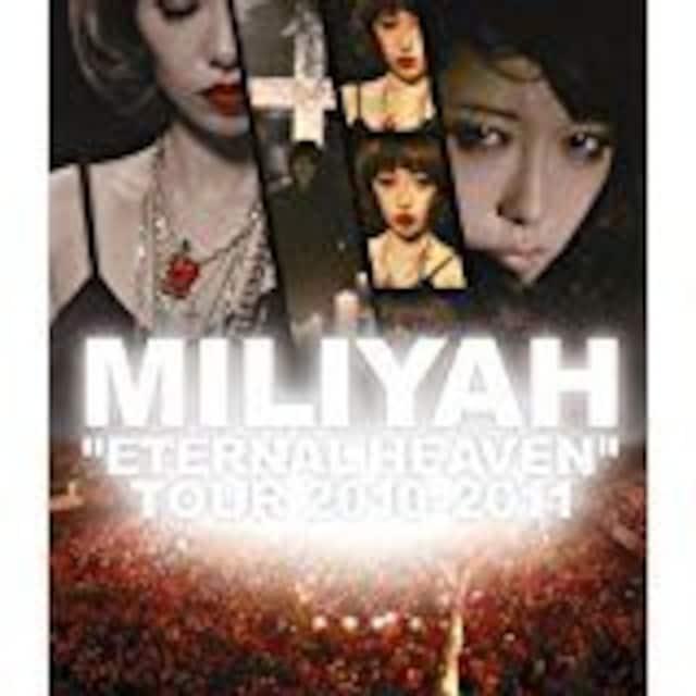 """★新品未開封品  加藤ミリヤ """"ETERNAL HEAVEN"""" TOUR 2010  < タレントグッズの"""