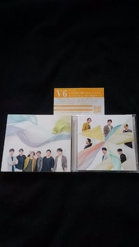 V6 シングル 太陽と月のこどもたち 初回限定盤DVD 岡田准一