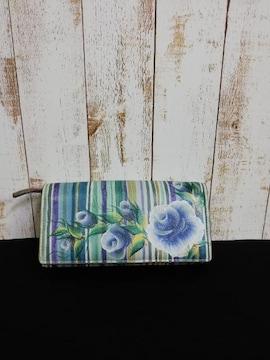 トールペイント財布