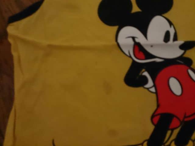 120 Disney ミッキーマウス ノースリーブ < キッズ/ベビーの