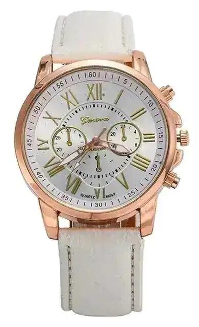 今回限り690円★休日お洒落に腕時計★白初期不良保証 < 女性アクセサリー/時計の