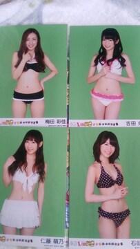 AKB写真(恋愛総選挙)セット3
