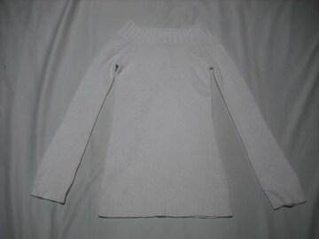 78 女 RALPH LAUREN ラルフローレン チュニックセーター Sサイズ