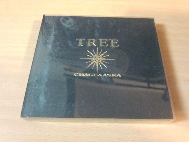 CHAGE&ASKA CD「TREE」チャゲアス 飛鳥涼 初回盤● < タレントグッズの