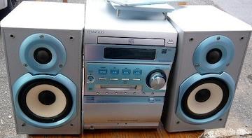 KENWOOD RXD-SJ3MD ケンウッドCDMDコンポ