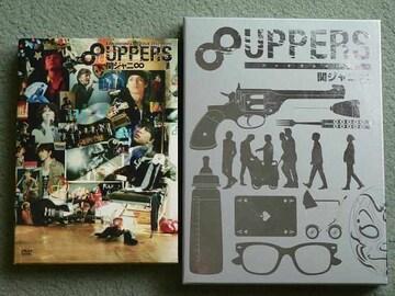 関ジャニ∞/LIVE TOUR 8UPPERS【初回+SPECIAL盤】2種類/CD+5DVD