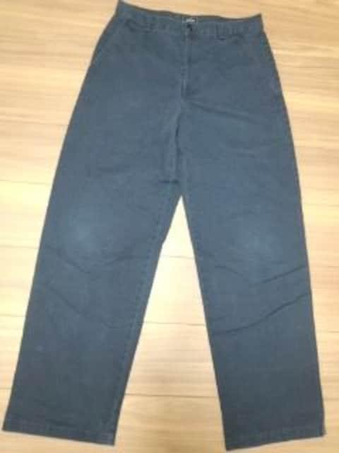 ドッカーズ 紺パンツ 30�]30  < 男性ファッションの