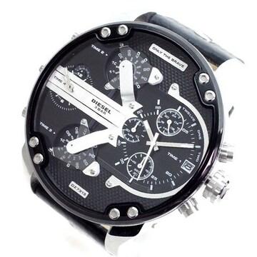 ディーゼル DIESEL 腕時計 メンズ DZ7313 クォーツ ブラック