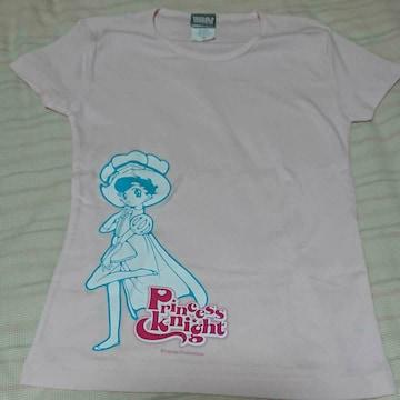 手塚治虫 リボンの騎士Tシャツ