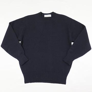 1991 コムデギャルソン オム 畦編み ウール ニット ビンテージ オールド