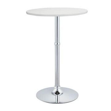 ハイテーブル ホワイト KNT-J1061_WH