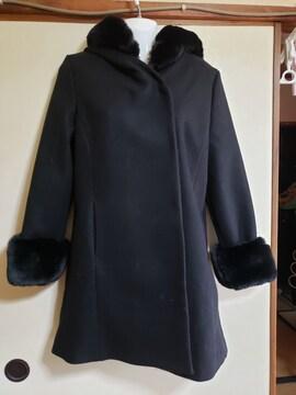 新品 CECIL McBEEセシルマクビー ファー付きフードコート 福袋