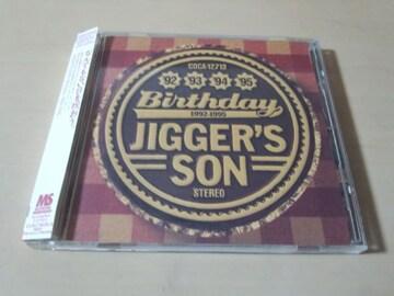 ジガーズ・サンCD「BIRTHDAY 1992-1995」JIGGER'S SON坂本サトル