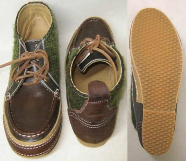 フープディドゥフーピーwhoopEEチャッカー ブーツ411083DBR42 < 男性ファッションの