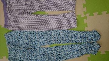 120女の子春パンツまとめ売り ハッシュアッシュ、ムージョンジョン