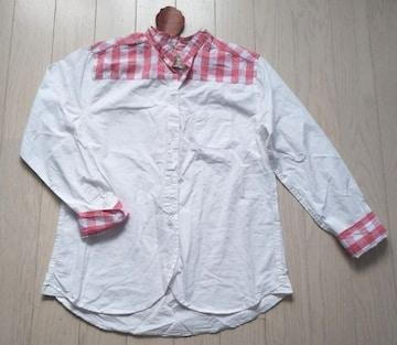 3L★コットンシャツ★ブラウス★新品★大きいサイズ