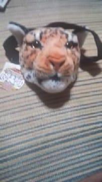タイガー『フェイスウエストバッグ』