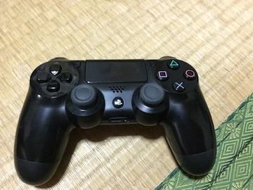PS4コントローラー黒