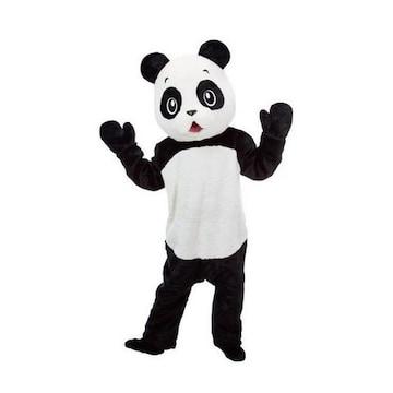 お祭り お店の宣伝 本格着ぐるみ 可愛いパンダ