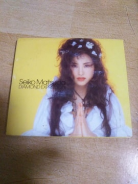 ★CD Seiko Matsuda DIAMOND EXPRESSION 松田聖子 大切なあなた