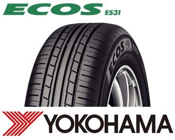 ★185/55R15 緊急入荷★ヨコハマ ECOS ES31 新品タイヤ 4本セット
