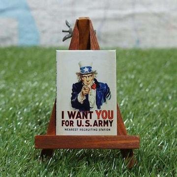 新品【マグネット】Uncle Sam/アンクル・サム I Want You
