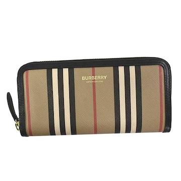 ◆新品本物◆バーバリー LS ELLERBY 長財布(BE)『8027427』◆