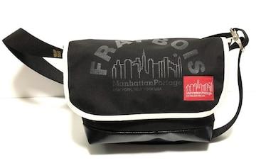 マンハッタンポーテージ×FRAPBOIS コラボメッセンジャーバッグ