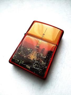 ZIPPO  東京タワー  夜景  ジッポライター