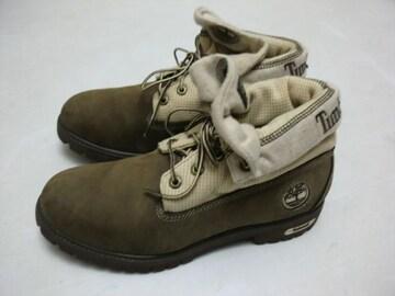 ティンバーランド ロールトップ ブーツ 28センチ