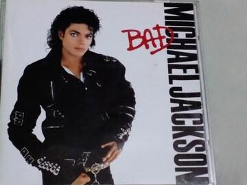 マイケルジャクソン 歴史的名盤アルバム「BAD」