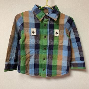 チェックシャツ  ネルシャツ  95