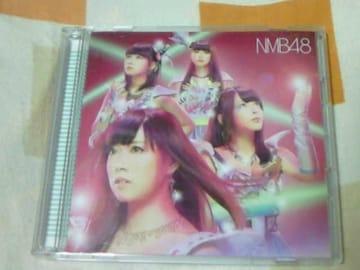 CD+DVD NMB48 カモネギックス 通常盤Type-B
