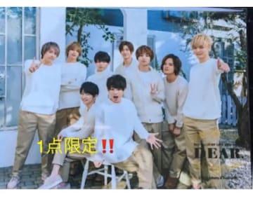 Hey!Say!JUMP 2016-2017 Dear .カウコン 集合フォトセット