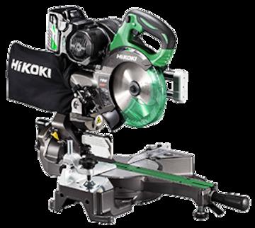 HiKOKI 新型コードレス卓上スライド丸鋸 C3606DRB(XP) 36V