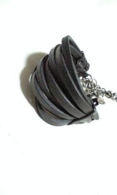新品KMRIIケムリ BC_Leather Loop  < ブランドの