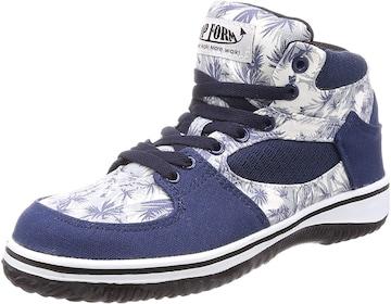 安全靴 作業靴 メガセーフティ キャンバスアッパーミドル