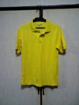 UNIQLO黄色ポロシャツ