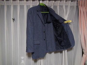 COLESの麻のラードジャケット(LL)!。