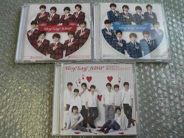 Hey!Say!JUMP/AinoArika【初回盤1+2+3】3枚set/他にも出品中