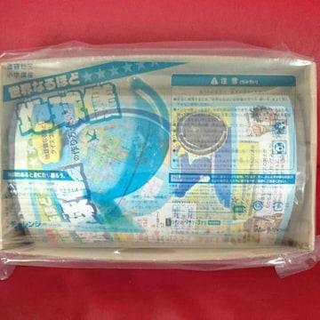 進研ゼミ チャレンジ5年生 付録 地球儀